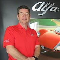 Karl Kompe at Larry H. Miller Alfa Romeo and FIAT Tucson - Service Center