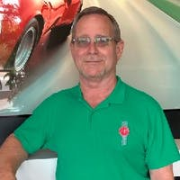 Ken  Lewis at Larry H. Miller Alfa Romeo and FIAT Tucson
