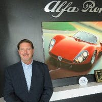 Bob  Pearcy at Larry H. Miller Alfa Romeo and FIAT Tucson
