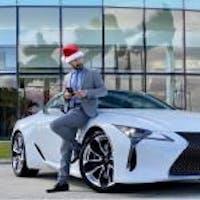 Dairon Niebla at Lexus of West Kendall