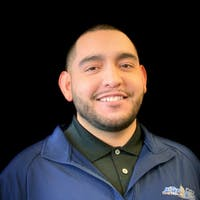 Alex Sandoval at City Automall - Chevrolet/Ford