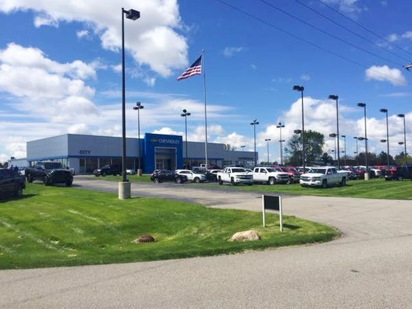City Automall - Chevrolet/Ford, Columbia City, IN, 46725