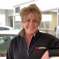 Leigh-Anne  DeFelice at South Hills Kia