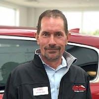 Jim Woeber at South Hills Kia