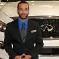 Eddie David at INFINITI of Orange Park
