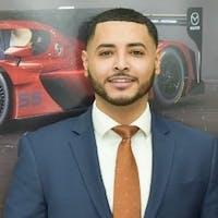 Ammar Saleh at Mazda of New Rochelle