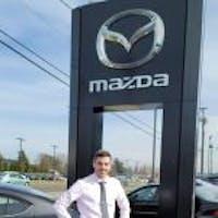 Daniel Kirchem at Mazda of Gladstone