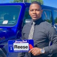 Reese Camak at Jimmy Britt Chrysler Jeep Dodge RAM