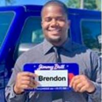 Brendon Harris at Jimmy Britt Chrysler Jeep Dodge RAM