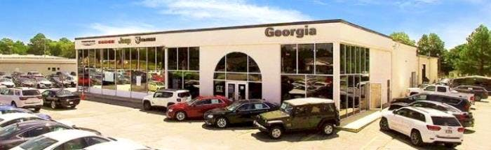 Jimmy Britt Chrysler Jeep Dodge RAM, Statesboro, GA, 30458