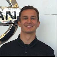 Zach Castillo at Coast Nissan