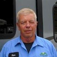 Pete Foertsch at Dodd RV of the Peninsula