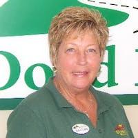 Robin Crane at Dodd RV of the Peninsula