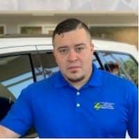 Raymond Espinoza at Chrysler Dodge Jeep of Paramus