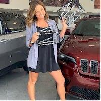 Meagan Cortese at Chrysler Dodge Jeep of Paramus