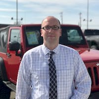 Cody Wiggins at Don Davis Dodge Chrysler Jeep