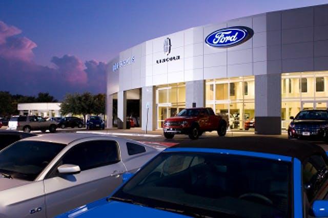 Don Davis Ford Lincoln, Arlington, TX, 76011