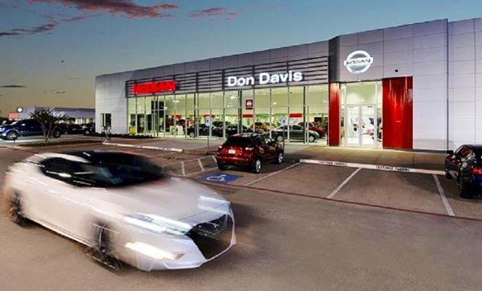Don Davis Nissan, Arlington, TX, 76018