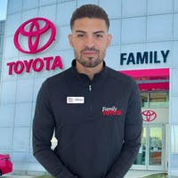 Nelson Gallardo at Family Toyota of Arlington
