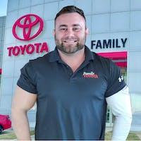 Windsor Rippetoe at Family Toyota of Arlington