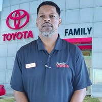 Leon Gibson at Family Toyota of Arlington