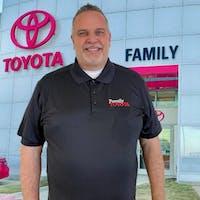 Don Wheeler at Family Toyota of Arlington