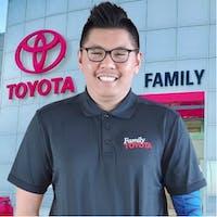 Richard Bui at Family Toyota of Arlington