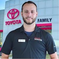 Brandon Bough at Family Toyota of Arlington