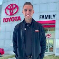 Wesley Larocque at Family Toyota of Arlington