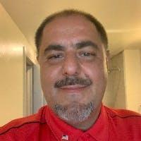 Reza Zakeri at Family Toyota of Arlington