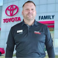 Chris Long at Family Toyota of Arlington