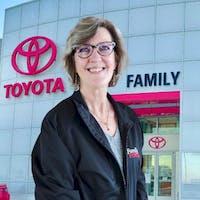 Terri Berlingeri at Family Toyota of Arlington