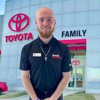 Leon Stokes at Family Toyota of Arlington