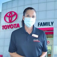 Lisa Hope at Family Toyota of Arlington