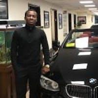 Kervin Cemeus at Done Deal Motors