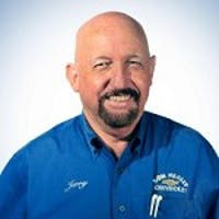 Jerry Merriman at Don Mealey Chevrolet