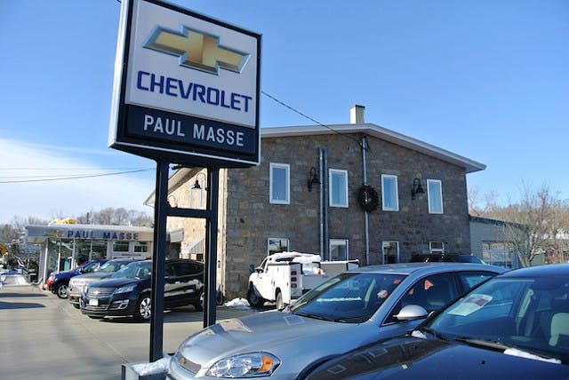 Paul Masse Chevrolet South, Wakefield, RI, 02879