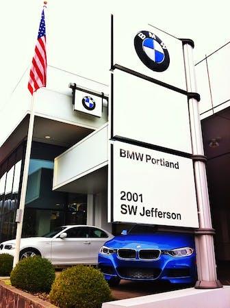 BMW Portland, Portland, OR, 97201