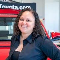 Felicia Griggs - Leija at Don Ringler Toyota