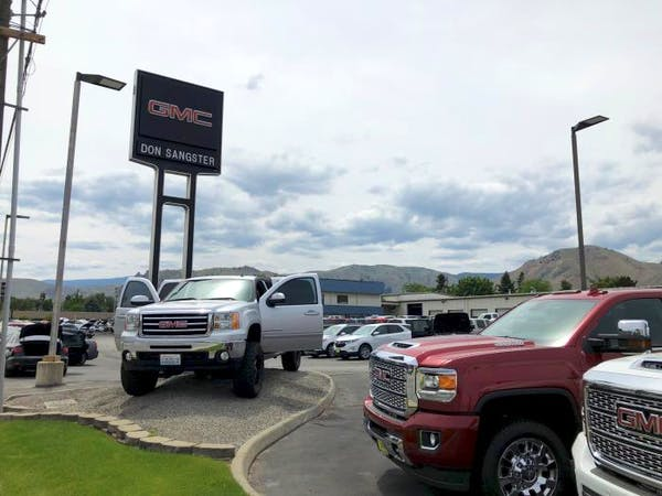Sangster Motors, Inc., Wenatchee, WA, 98801
