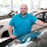 Shane  Ohliger at Donaldsons Volkswagen