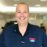 John Duncsak at Downs Ford, Inc.