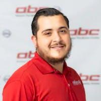 Joel Ortiz at ABC Nissan
