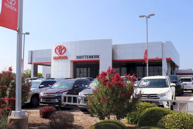Shottenkirk Toyota Weatherford, Weatherford, TX, 76086