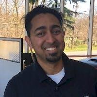 Syed Saeed at East Hills Chrysler Jeep Dodge Ram SRT
