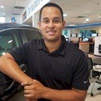 Bryan Andrade at DCH Academy Honda