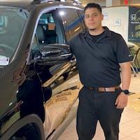 Alejandro Mendieta at DCH Academy Honda