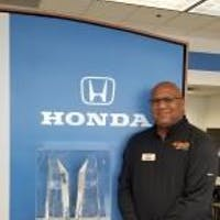 Jesse  Bailey at Ed Martin Honda