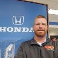 Todd Sands at Ed Martin Honda