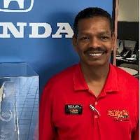 Orlando Itza at Ed Martin Honda